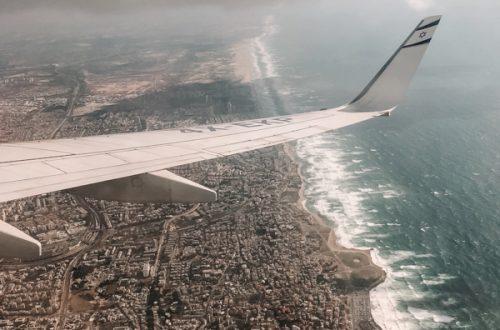 israel anreise einreise tipps tel aviv anflug