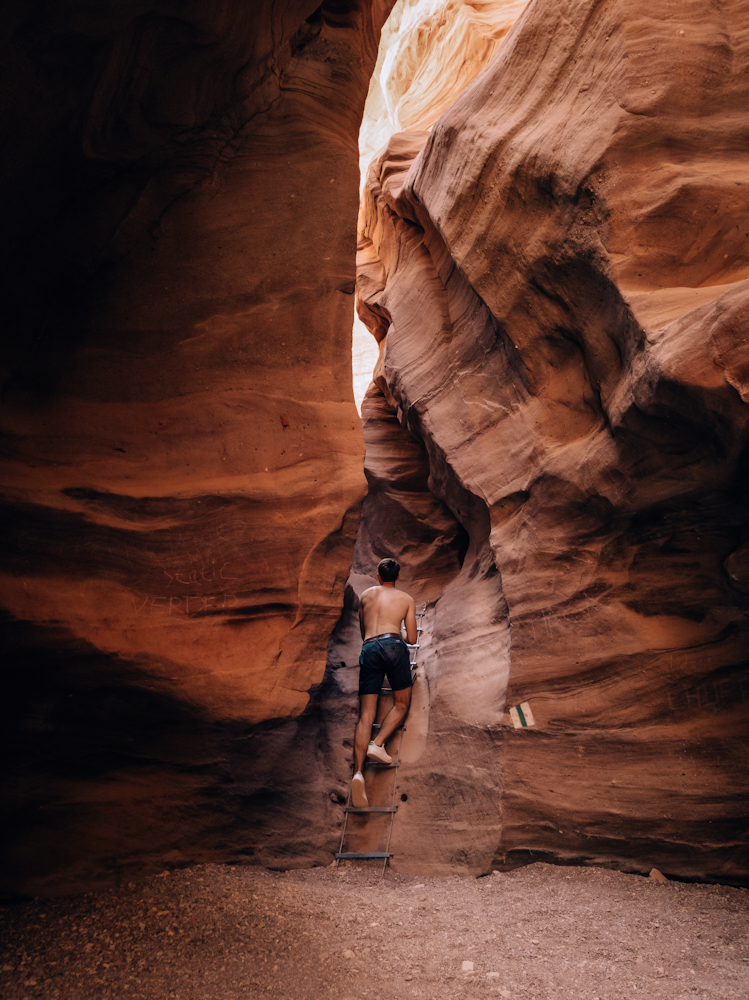 red canyon israel reise tipps