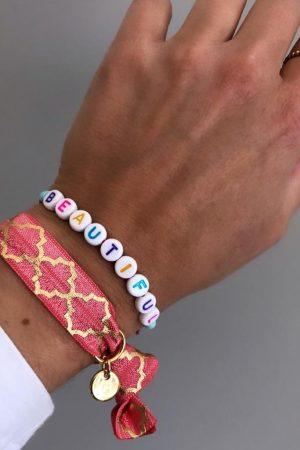 Armbandset BEAUTIFUL Pink