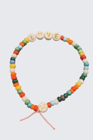 Perlenarmband LOVE von Blessed&Beautiful